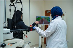 Patient Suffering from �Friedreich Ataxia� Regains Mobility with the Aid of Smart Technology