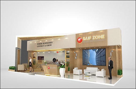 SAIF Zone takes part in the Big Five Show