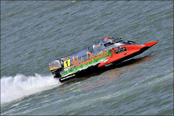 Team Abu Dhabi Primed for Big Grand Prix Battle in Italy