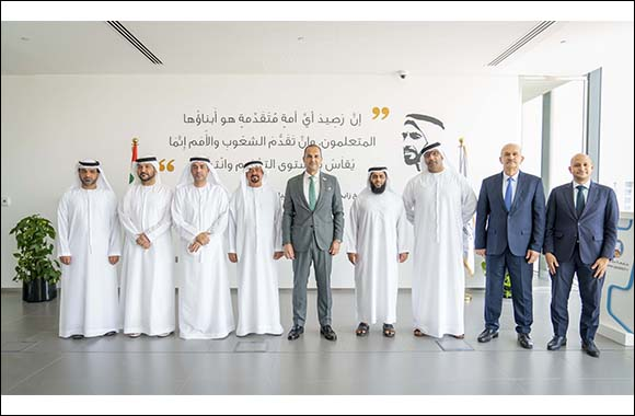 Ajman University honors its strategic partners on the occasion of the International Day of Charity