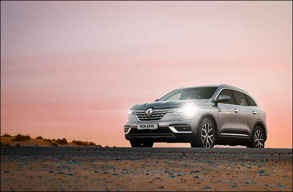 Renault of Arabian Automobiles announces 1-3-5 offer on 2022 Renault Koleos