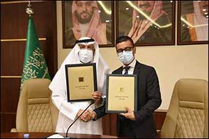 VFS Global Extends Exclusive Visa and Passport Services to Members and Employees of the Najran Chamb ...