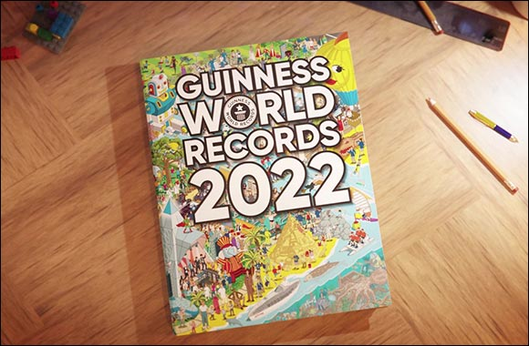 Guinness World Records 2022  Discover Your World