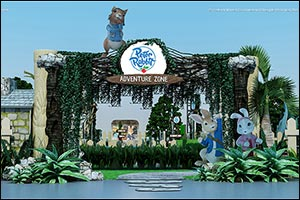 Peter Rabbit Adventure Zone Hops into Global Village