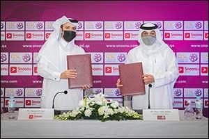 Snoonu Becomes an Official Partner of Qatar Stars League and Al Arabi Sports Club
