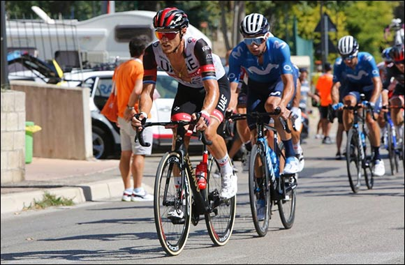 First Victory for Italian in the UAE Team Emirates Jersey as Kristoff podiums in Frankfurt