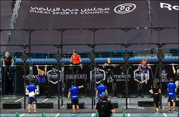 Dubai CrossFit Championship returns in December with 40 of the World's Fittest in Action