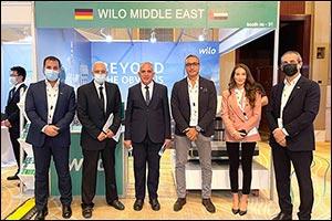 Wilo Participates at the 5th Arab Water Forum in Dubai
