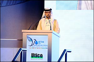 UAE Minister of Energy and Infrastructure Opens the 5th Arab Water Forum