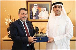 Expo Centre Sharjah, Tripoli International Fair discuss Boosting Bilateral Cooperation