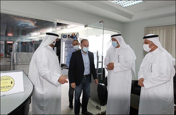 "SCCI Delegation Visits ""Everest Industrial"" Company for Refrigeration Equipment Manufacturing"