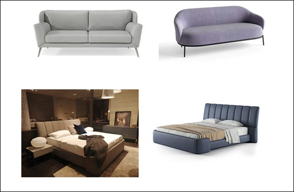 Natuzzi Italia Super DHF Discount 'Made in Italy' products from the House of Natuzzi