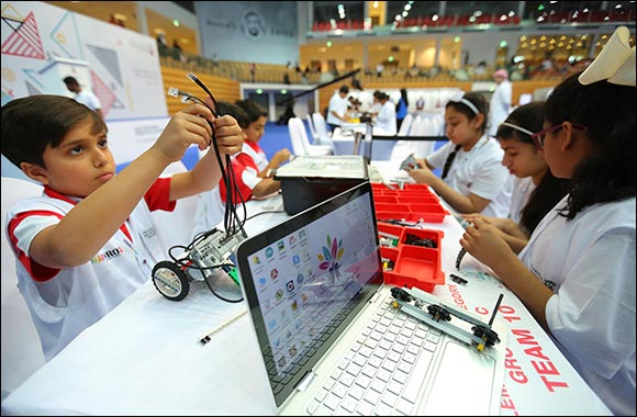 Three Day UAE National Robot Olympiad Competition Kicks-off From October 1