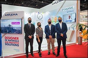 Arkema Under the Spotlight at The Big 5 2021