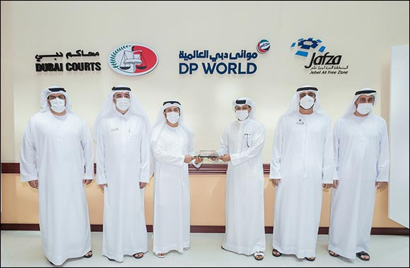 Jafza and Dubai Courts Launch the 1st Virtual Court in the Middle East to Handle Labour Litigations