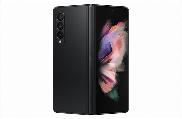 Work, Play, and Capture like a Pro with the Samsung Galaxy Z Fold3 5G
