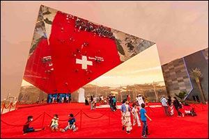 The Swiss Pavilion at Expo 2020 Dubai Offers an Emotional Journey through Switzerland