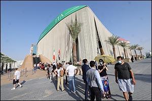 Italy Pavilion Raises Curtains at Expo 2020 Dubai