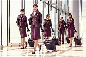 Etihad Airways to Host Global Cabin Crew Recruitment Drive as the Airline Recovers From Pandemic