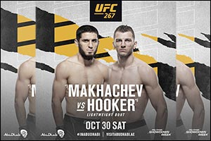 Sandhagen and Hooker Step in to Face Yan and Makhachev at UFC 267: Blachowicz VS. Teixeira in Abu Dh ...