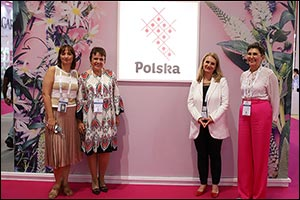 Poland Pavilion Highlights the Country's Potential for Natural Skincare Products with Modern Technol ...