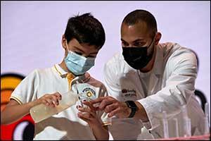 Henkel's Forscherwelt Science Lab for Children Now Open at the German Pavilion at Expo 2020 Dubai