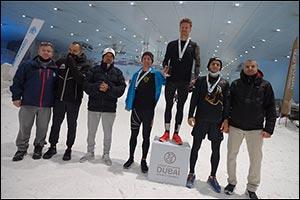 Ice Warrior 12, Women's Cycling Challenge in Al Marmoom and ContiFit Challenge Top Weekend Activitie ...