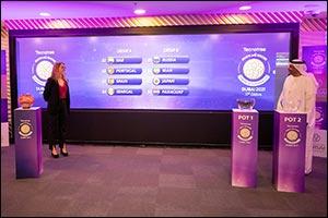 Tecnotree Intercontinental Beach Soccer Cup Dubai 2021: World Cup Finalists Russia and Japan Drawn i ...