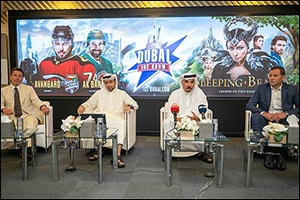 Dubai Sports Council and DTCM sign MoU with KHL and Avangard Omsk for three-day �Dubai Ice Show'