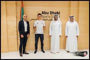 UAE Team Emirates pair honoured with Golden Visa