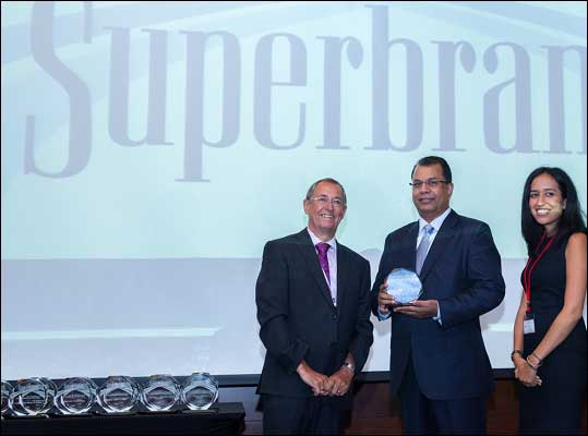 """3M Gulf voted """"Superbrand 2013"""" in the Middle East"""