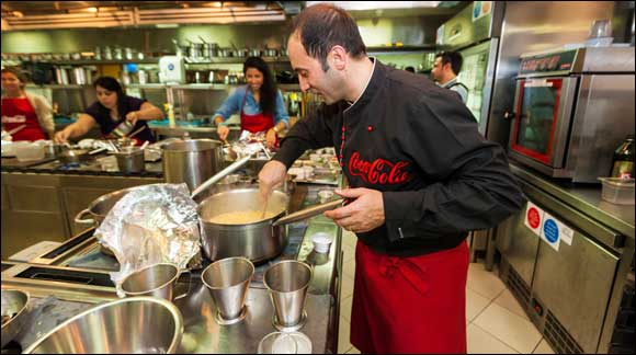 Coca-Cola Refreshes Ramadan with Signature Recipes from Renowned Middle East Chef