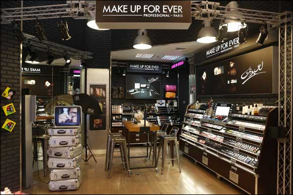 MAKE UP FOR EVER CELEBRATES EDUCATION WITH ARTISTRY AT SEPHORA