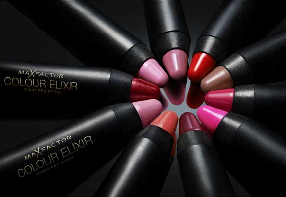 MASTER THE ART OF LIP COLOURING WITH MAX FACTOR