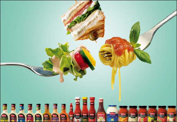 MAKE EVERY MEAL 'OH-SO-DELICIO' WITH A NEW AND EXCITING RANGE OF DELICIO SAUCES AND CONDIMENTS