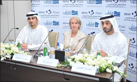 SEHA enhance automation of medical records for patients and aims to achieve eGovernment vision, 'One Patient, One Record'