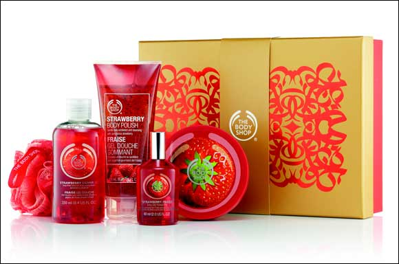 DISCOVER THE BEAUTY OF GIVING With The Body Shop