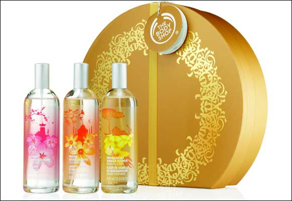 INDULGE WITH FRAGRANCE TREASURES @ The BODY SHOP