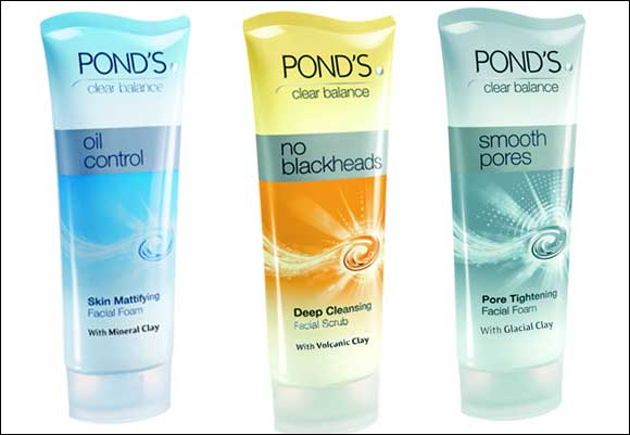 SAY GOODBYE TO OILY SKIN PROBLEMS WITH A NEW RANGE FROM POND'S CLEAR BALANCE