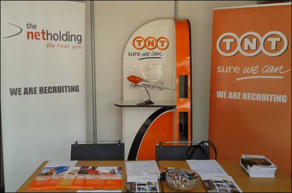 TNT Express in Lebanon gives students vital career opportunity