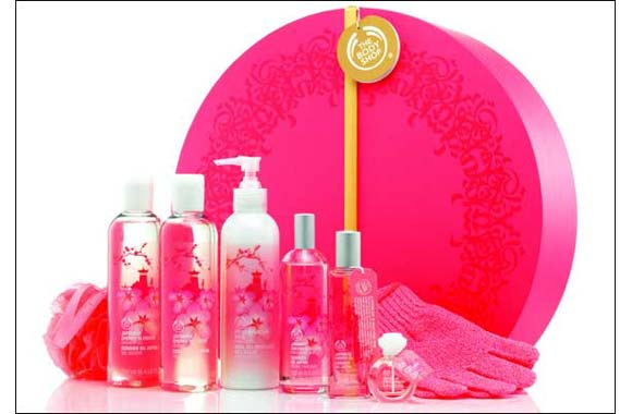 Ramadan at the Body Shop the beauty of giving