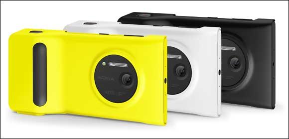 Zoom. Reinvented. Nokia Lumia 1020 arrives