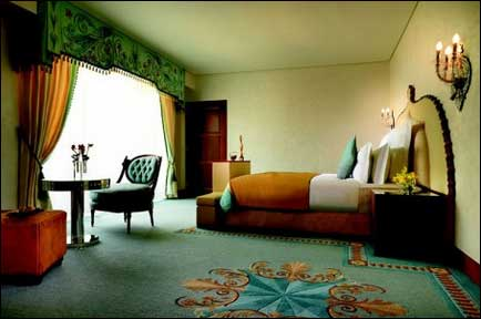 Jumeirah Group featured in Elite Traveler's 'Top 101 Hotel Suites in the World'