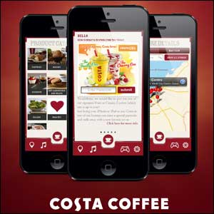 COSTA COFFEE LAUNCHES FIRST MOBILE APP IN THE MIDDLE EAST