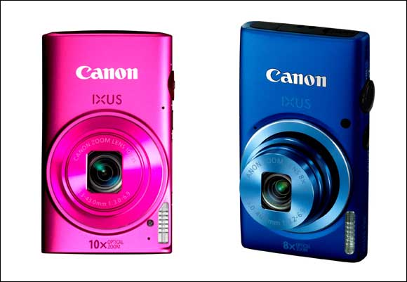 Slim, stylish, point-and-shoot simplicity – Canon unveils new IXUS and PowerShot A series Models