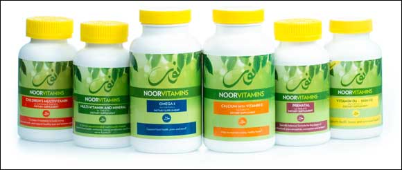 Just in time for Ramadan 2013 - Halal Vitamins launched in the UAE