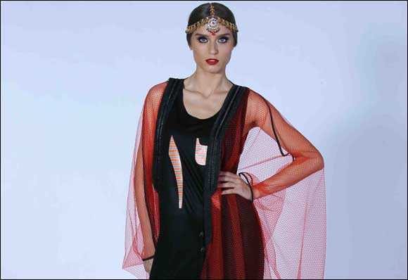 KhawlaWRoadha launches Ramadan Collection 2013 at O Concept Store - Emarati Sisters showcase an edgy collection this Ramadan-