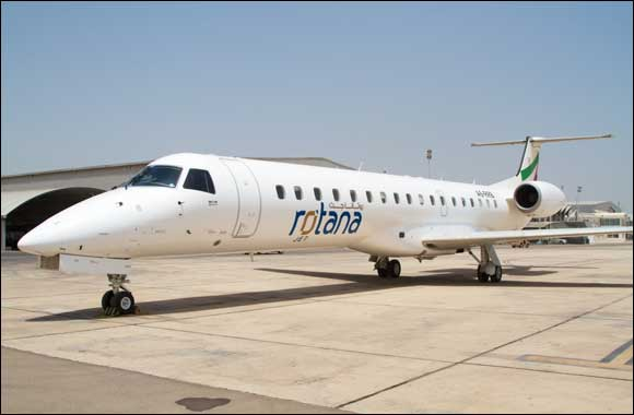 Rotana Jet connects Abu Dhabi and Sir Bani Yas Island with Dubai for the first time
