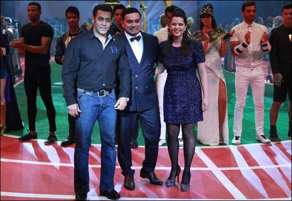 High-street retailer Splash and Bollywood heart-throb Salman Khan come together to celebrate fashion