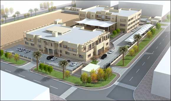 Al Diyafah High School opens a new campus in Abu Dhabi